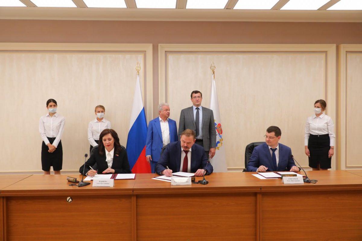 Глеб Никитин «39 школьных кооперативов планируется создать врайонных центрах Нижегородской области»