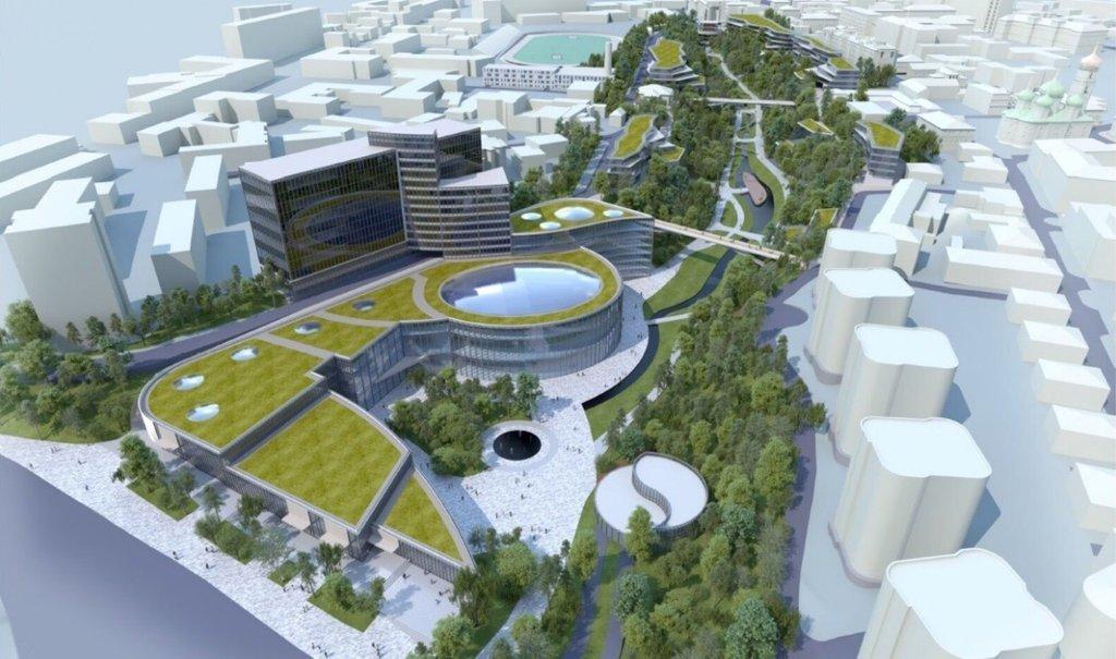 Новый IT-квартал построят до 2030 года в Нижнем Новгороде
