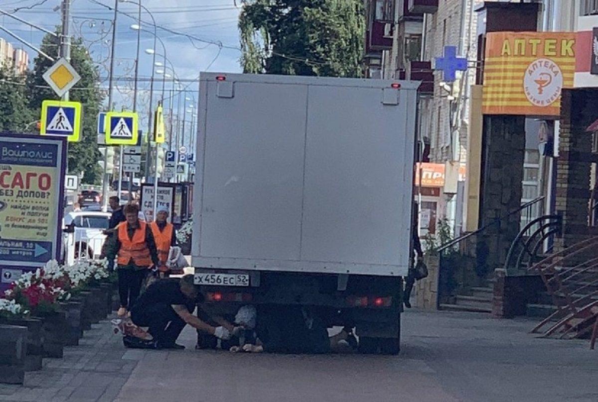 Стали известны подробности ДТП с бабушкой, сбитой на тротуаре в Кстове