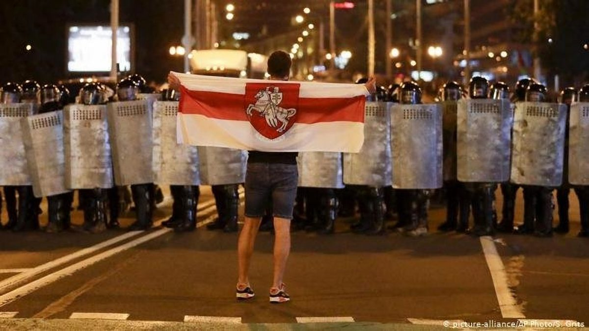 Белорусский «майдан»: чего жители братской страны хотят добиться на митингах