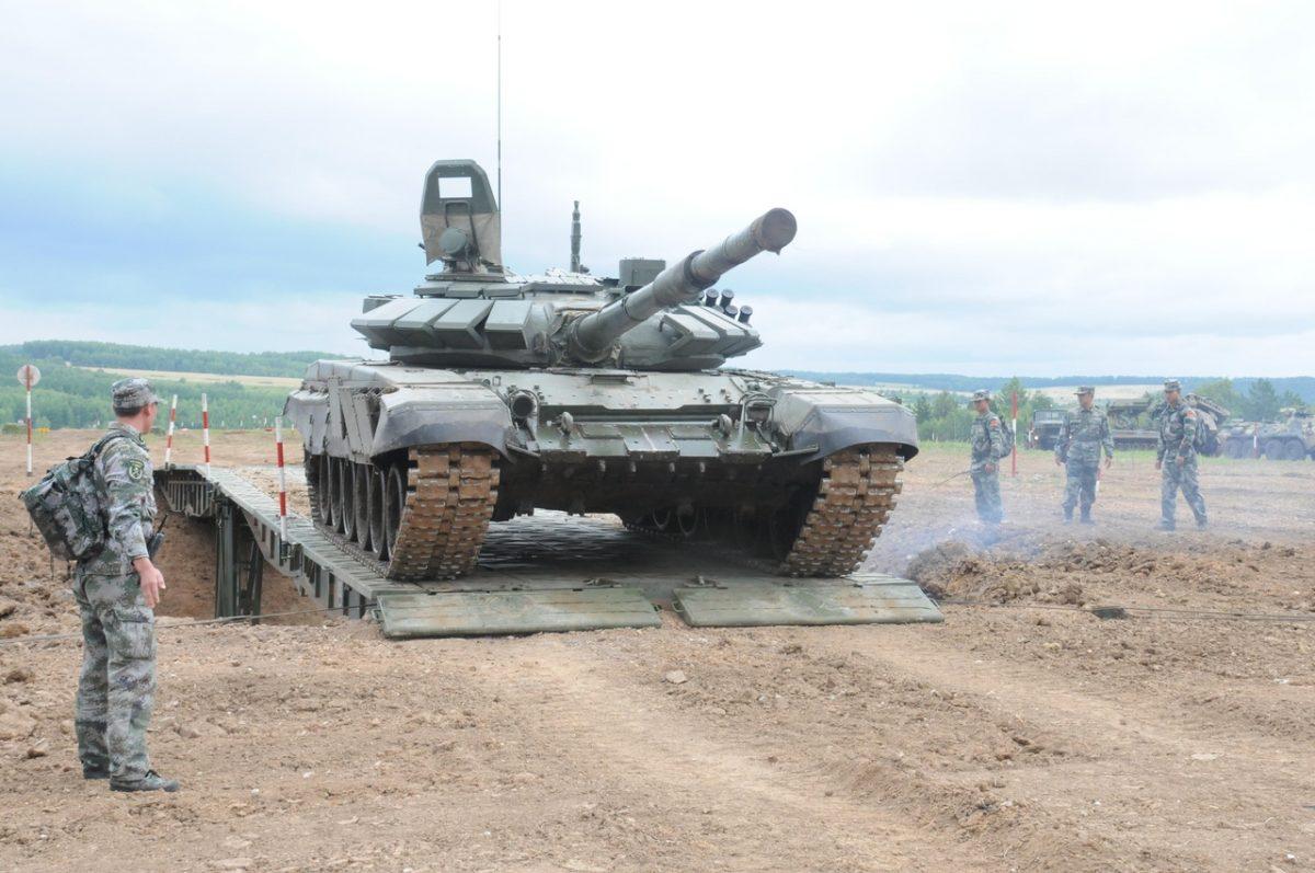 Конкурс военного мастерства пройдет в Нижегородской области