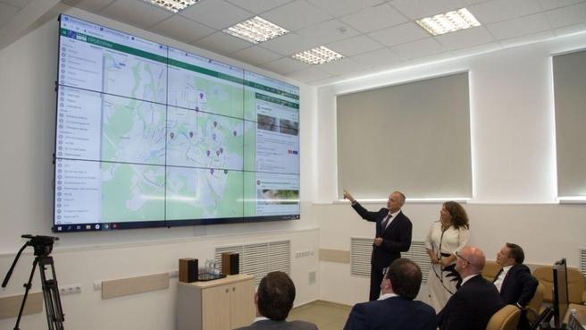 Дмитрий Чернышенко прибыл вНижегородскую область срабочим визитом