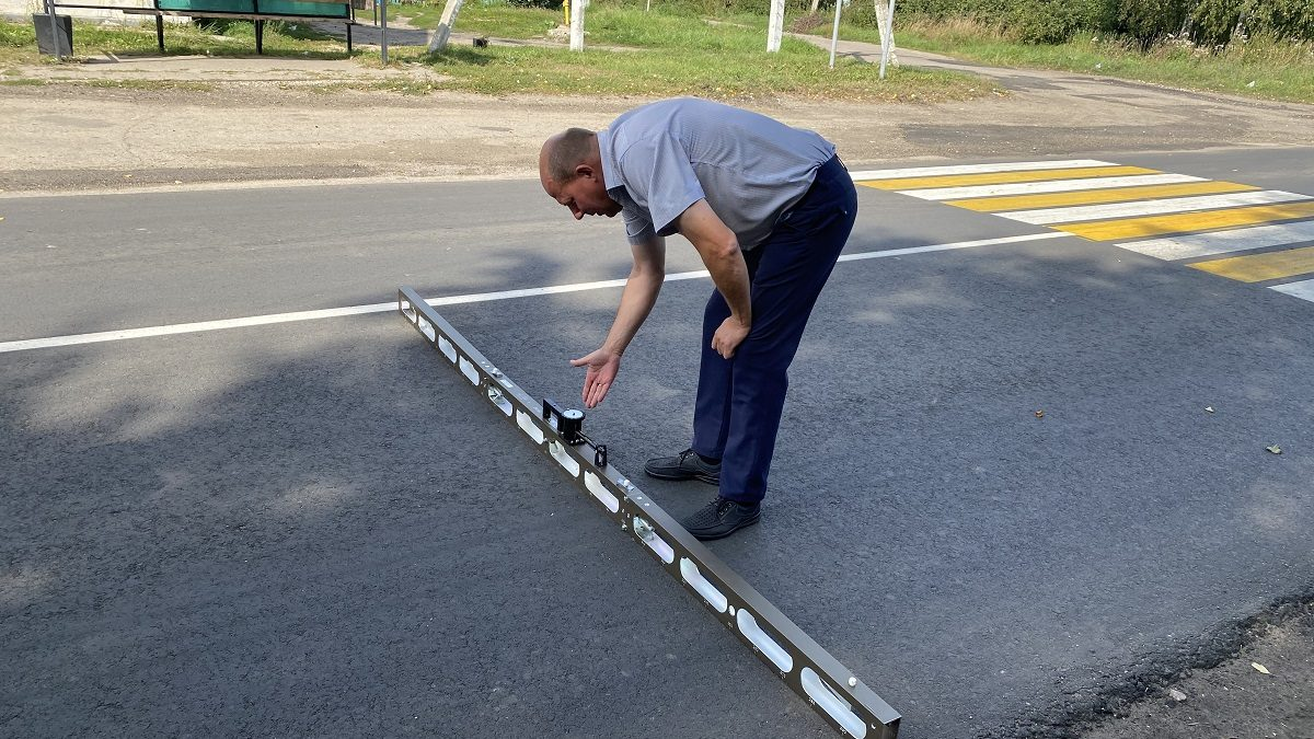 Три участка дороги Сергач-Пильна вНижегородской области отремонтировали врамках нацпроекта
