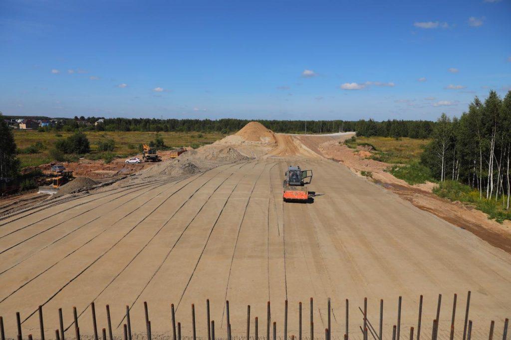 Движение автомобилей временно изменится в Ольгино