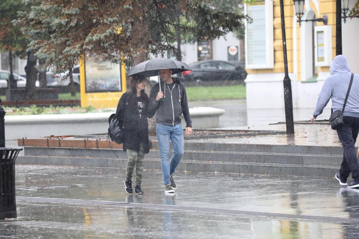 Ливни с грозами: на Нижегородскую область надвигается непогода