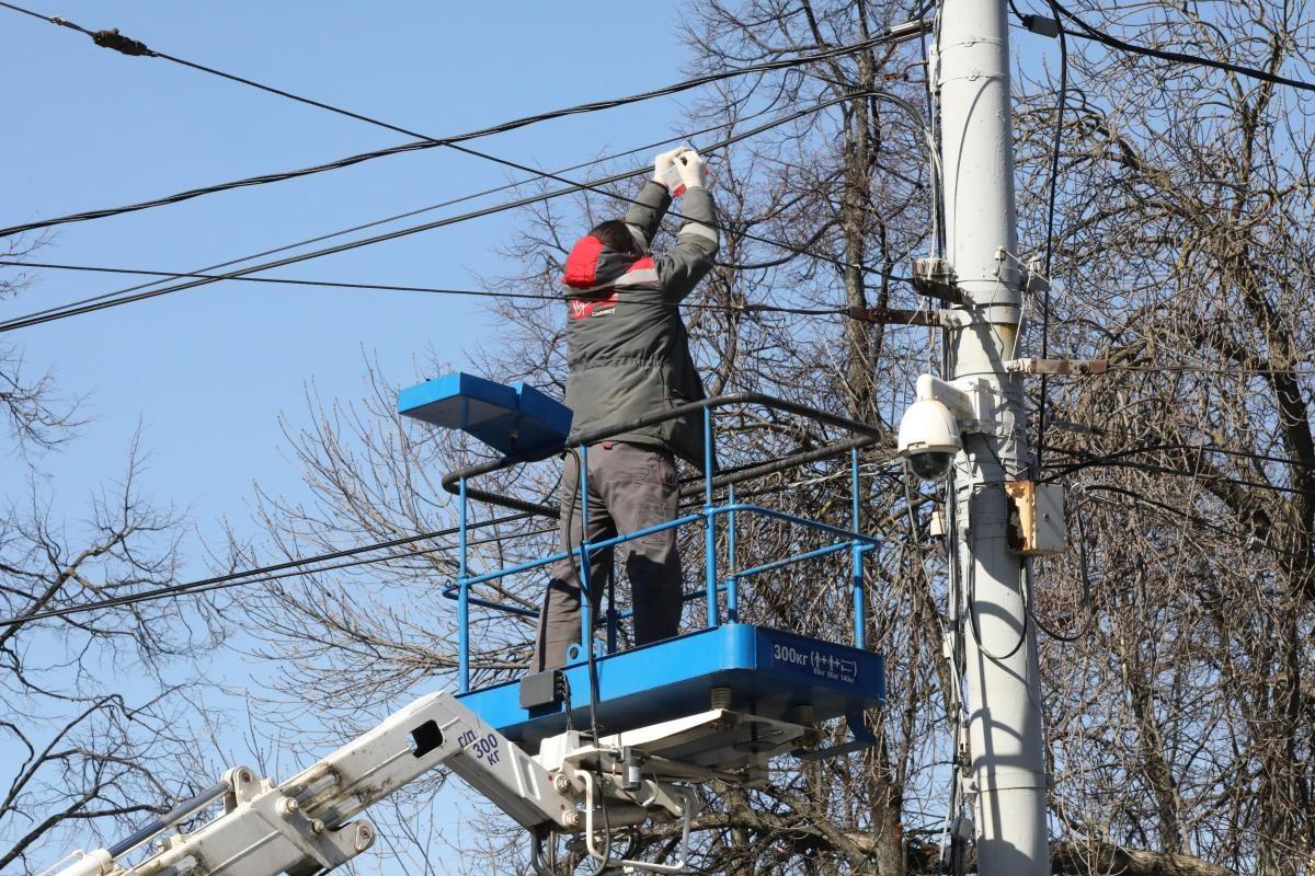 Электромонтер погиб от удара током в Нижнем Новгороде