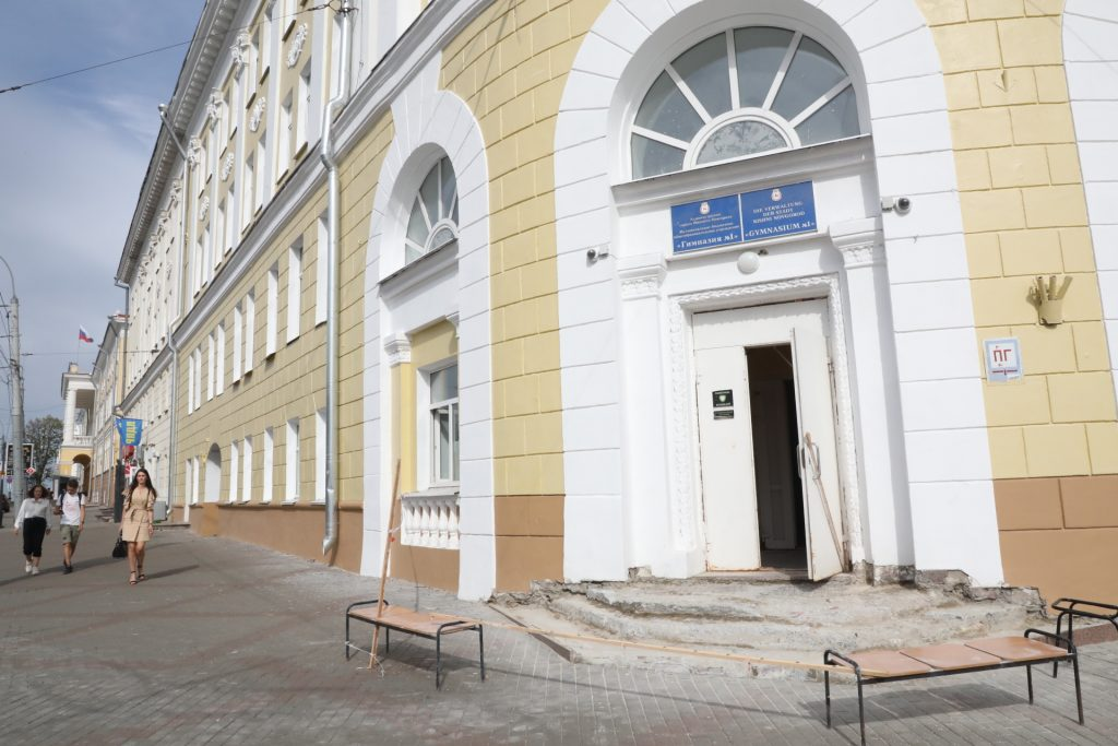 Правда или ложь: нижегородскую гимназию № 1 не откроют к 1 сентября?