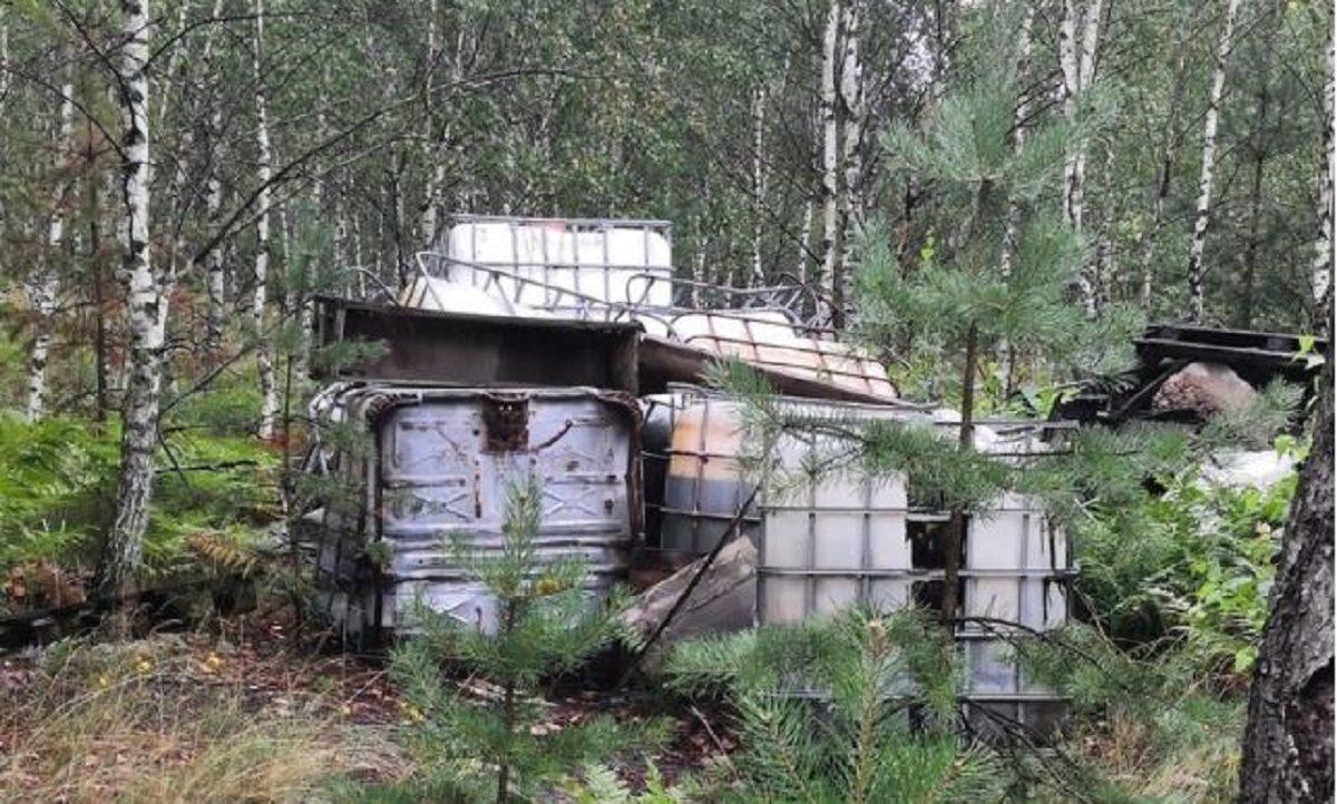 В Дзержинске ищут виновников свалки химических отходов