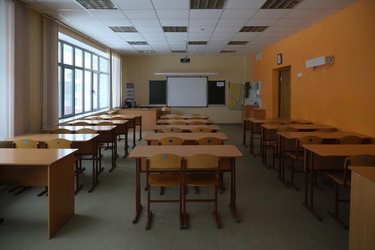 Больше 100 классов закрыты на карантин по коронавирусу в нижегородских школах