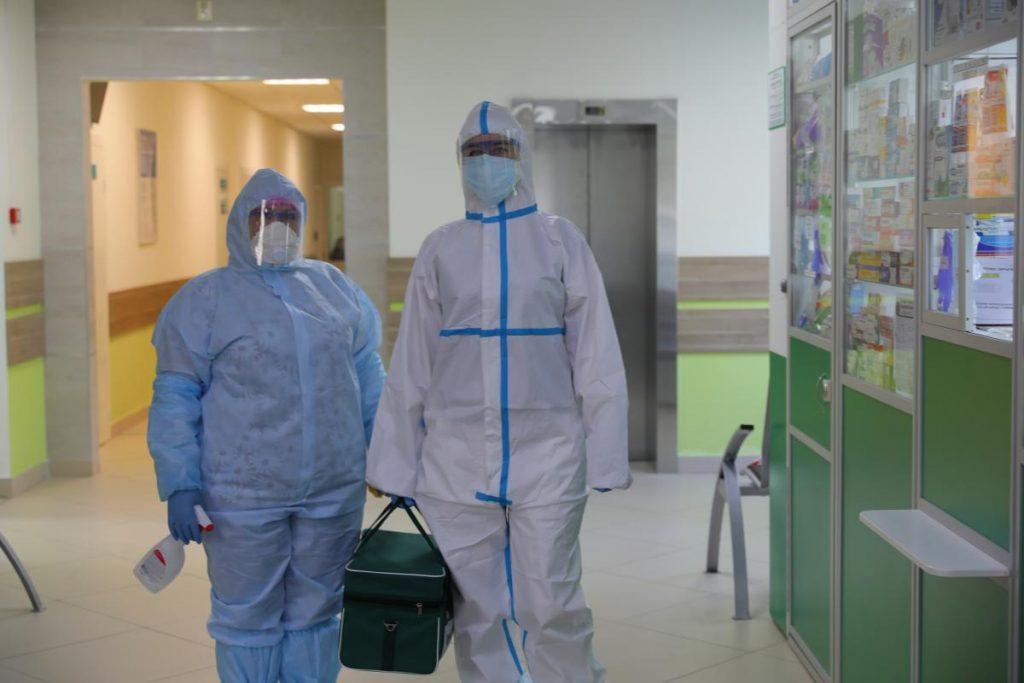 441 нижегородец, перенесший коронавирус, выписан заминувшие сутки