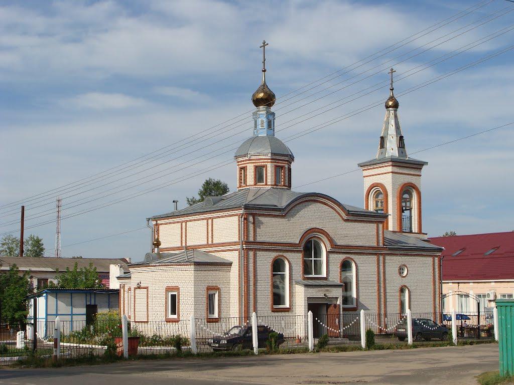 Сёминская хохлома, монастырь и Узола: что можно посмотреть в Ковернинском районе