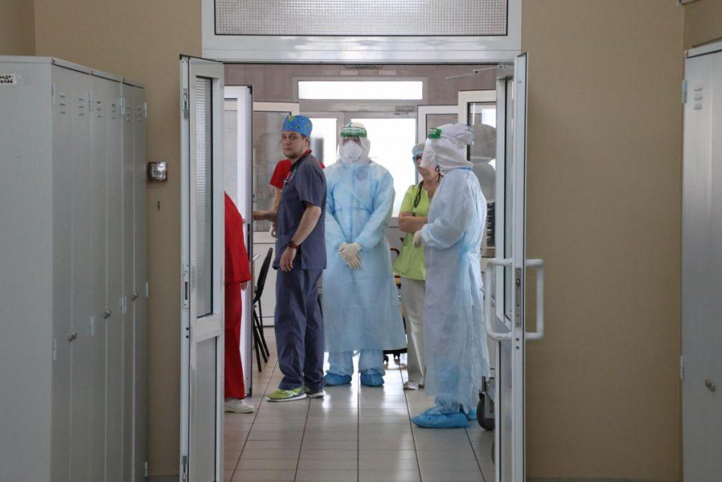 Ещё 24 644 нижегородцев, заразившихся коронавирусом, выздоровели