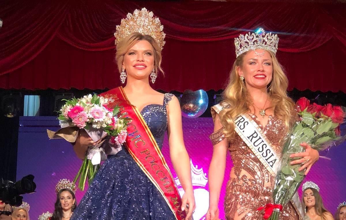 Многодетная мать из Нижнего Новгорода стала победительницей конкурса «Миссис Россия — 2020»
