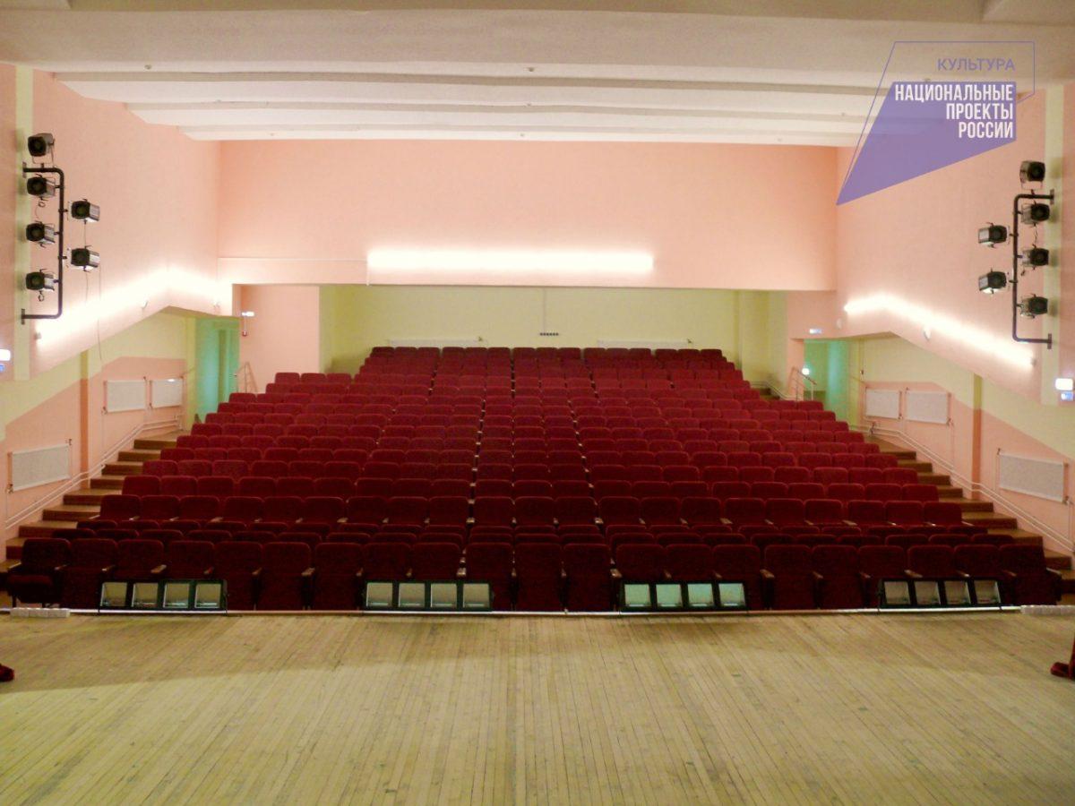 Два учреждения культуры вАрзамасском районе отремонтировали насумму 4,9 млн рублей