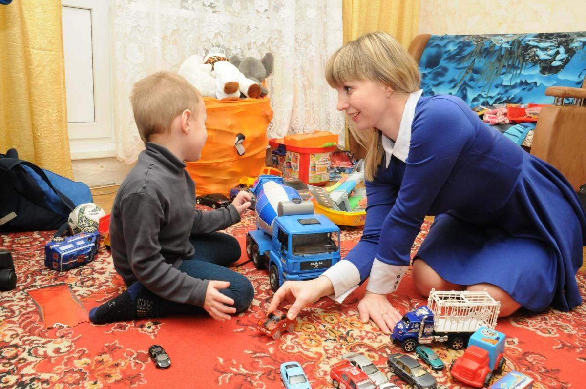 Спрос на нянь вырос в Нижнем Новгороде