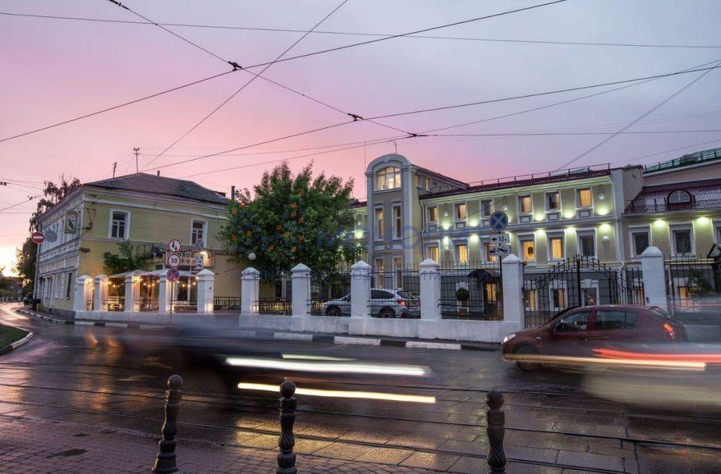 Отель на Большой Покровской продается за 90 млн рублей