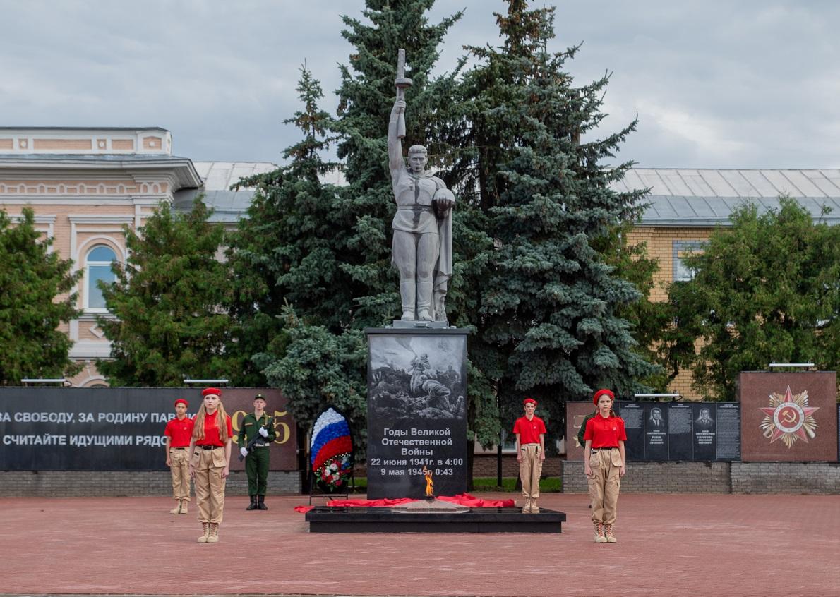56 новых памятников нижегородцам-участникам ВОВ установлено в рамках проекта «Память героев»