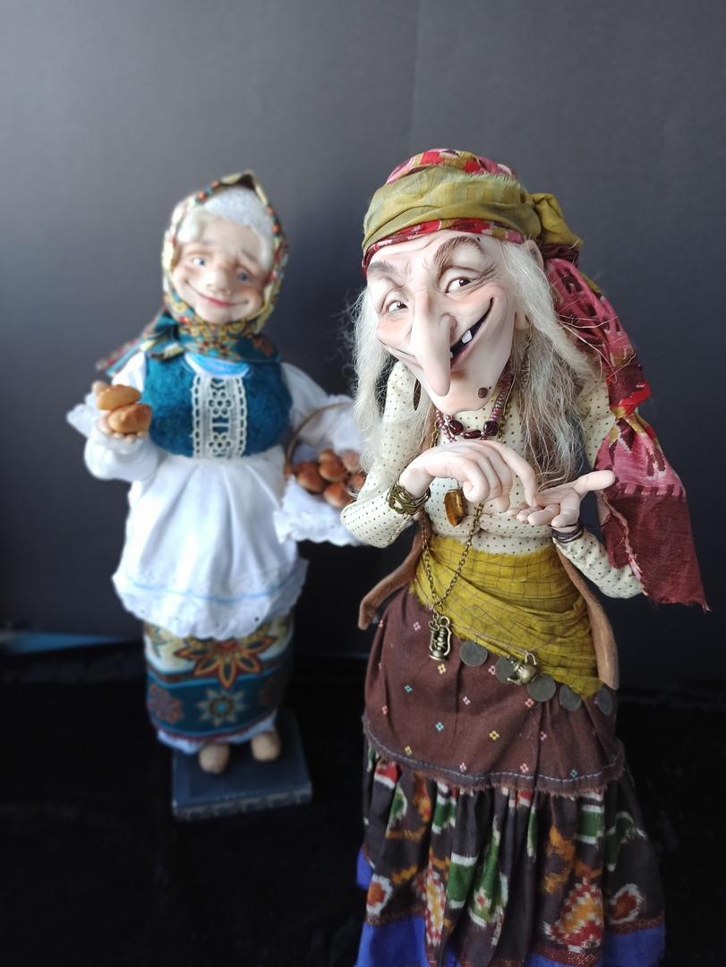 выставка Парад кукол