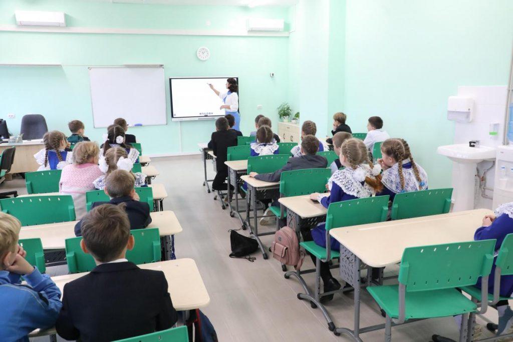 Учебный год начнется в очном формате в нижегородских школах