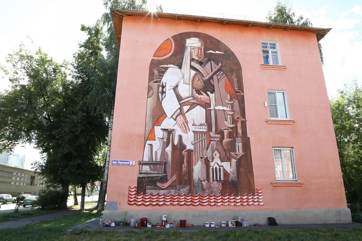 Стрит-арт онлайн: работы фестиваля «Место — 2020» разместят на портале уличного искусства