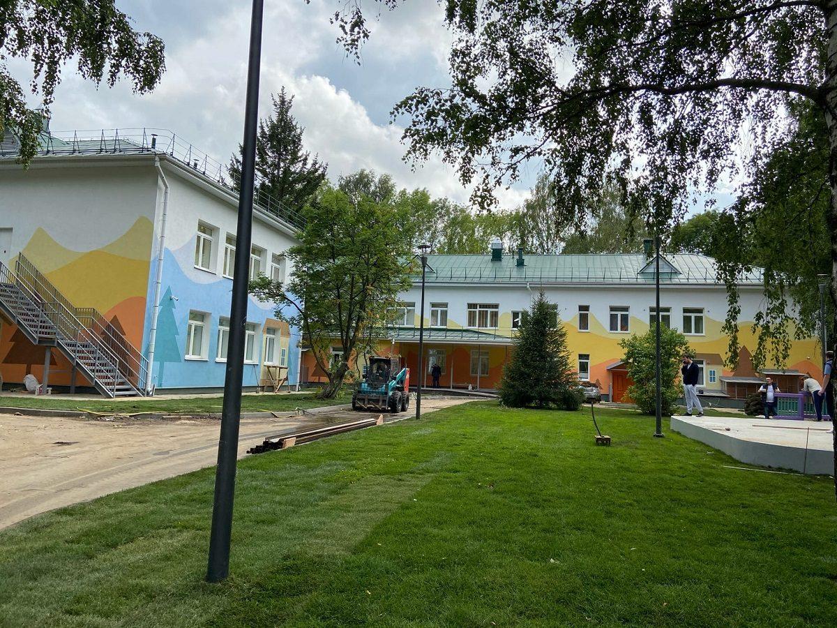 Первый в Нижнем Новгороде православный детский сад откроется в сентябре
