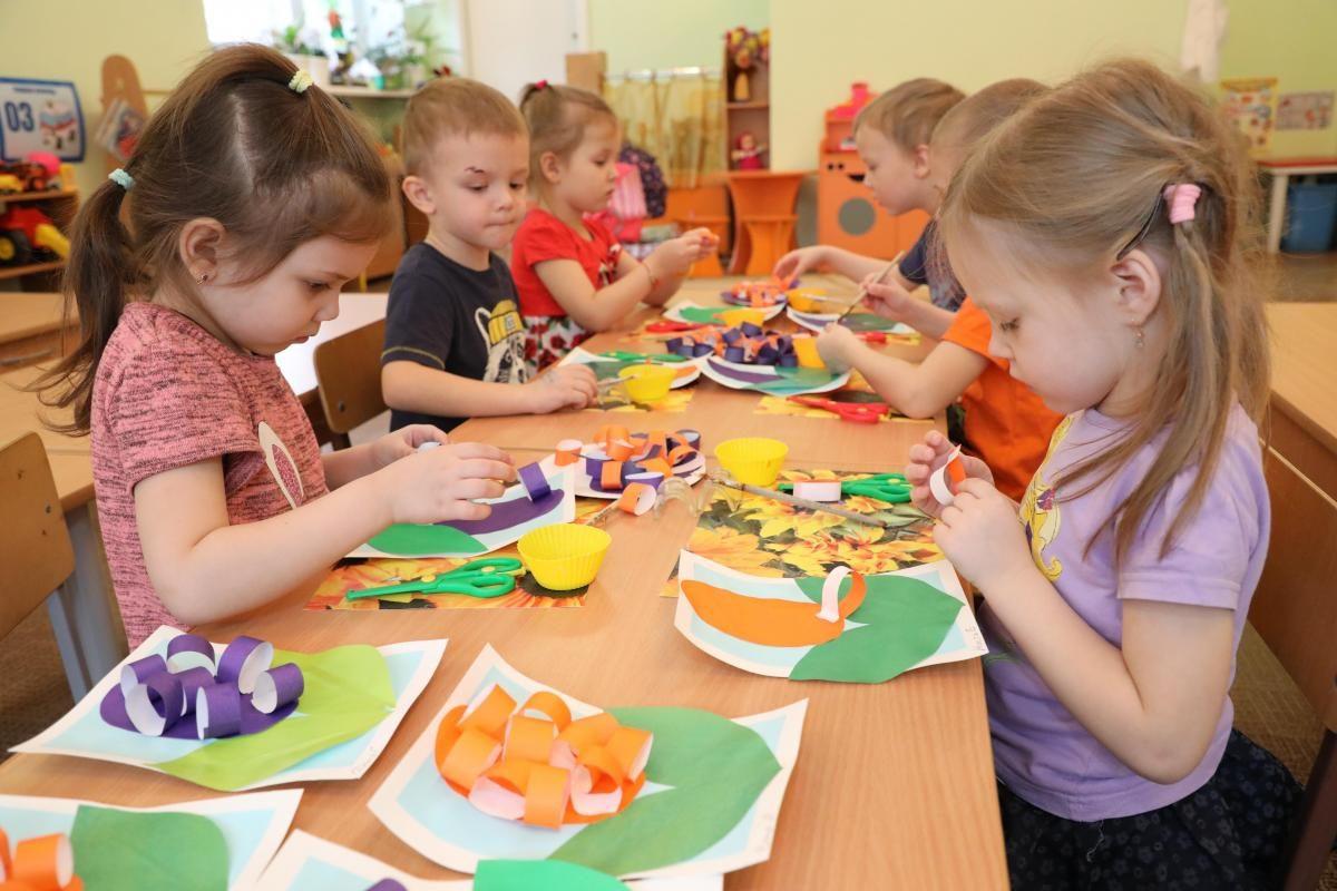 Нижегородские детские сады откроются на следующей неделе