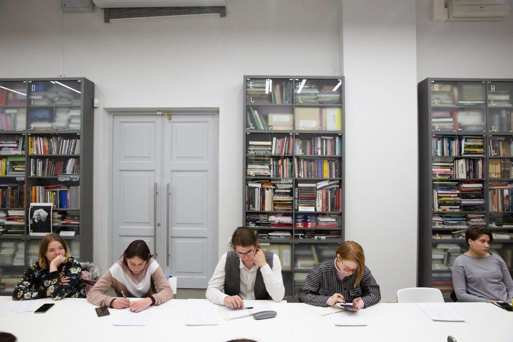 В Арсенале откроется Международный фестиваль текстов об искусстве «Вазари»