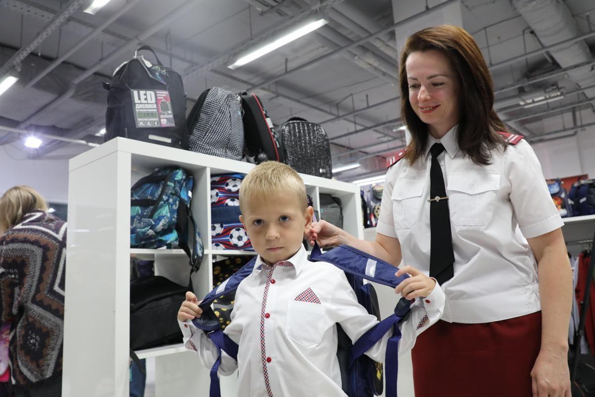 Безопасность и удобство: в Роспотребнадзоре рассказали, как правильно выбирать школьную форму