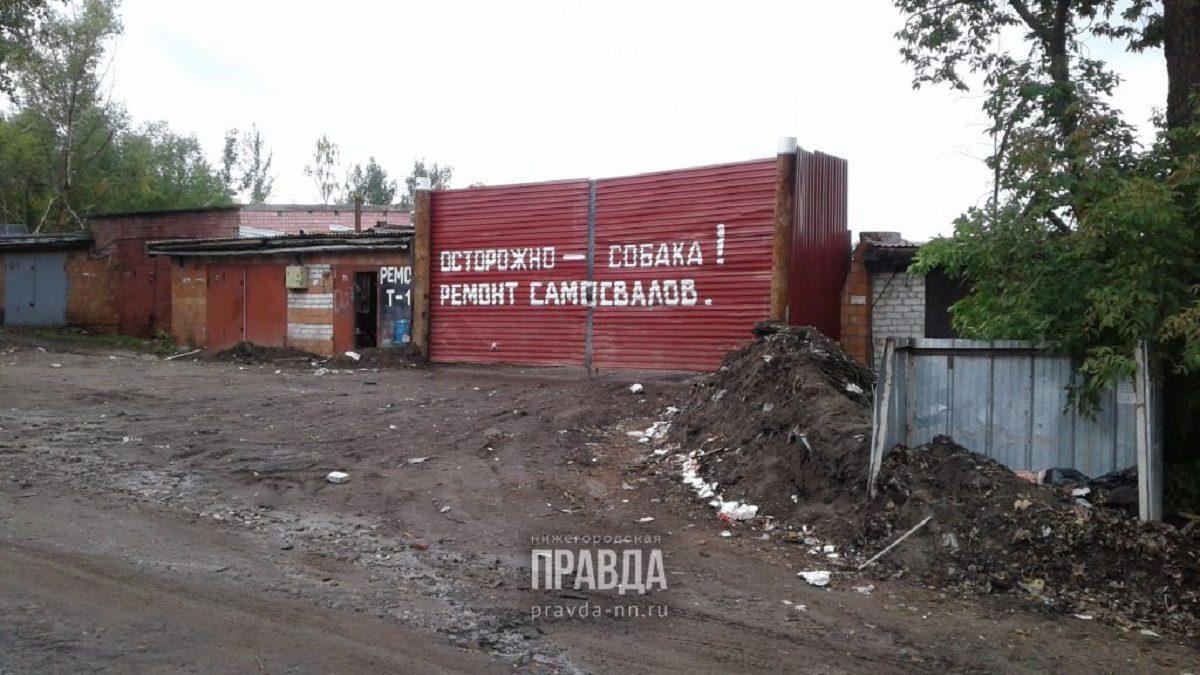 Проект ликвидации несанкционированной свалки в СНТ «Родник» разработают в Нижнем Новгороде