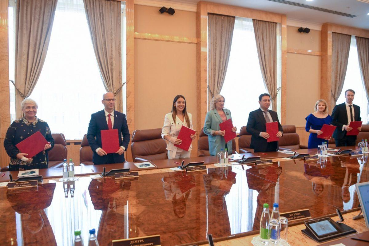 Нижегородская область подписала соглашение осотрудничестве попроекту «Великий Волжский путь»