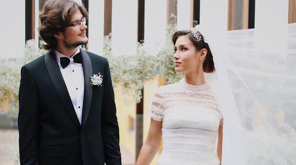 Дочь Екатерины Одинцовой и Бориса Немцова вышла замуж, а Наталья Бочкарева надела свадебное платье