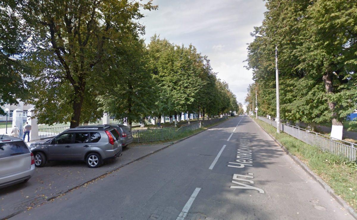 Участок дороги на улице Челюскинцев в Нижнем Новгороде перекроют для автомобилей