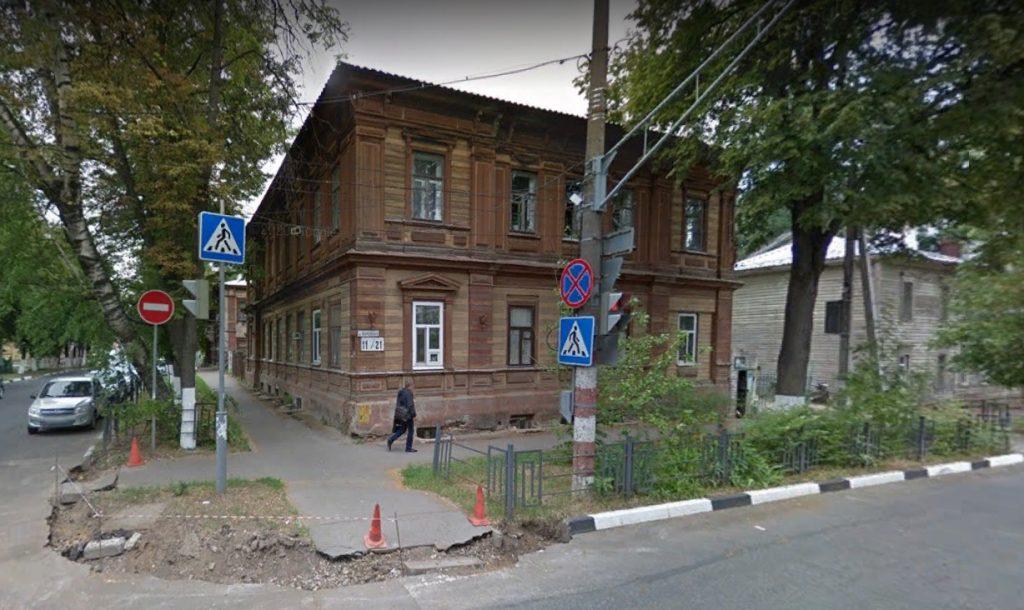 Градозащитники и застройщик бьются за дома в центре Нижнего Новгорода