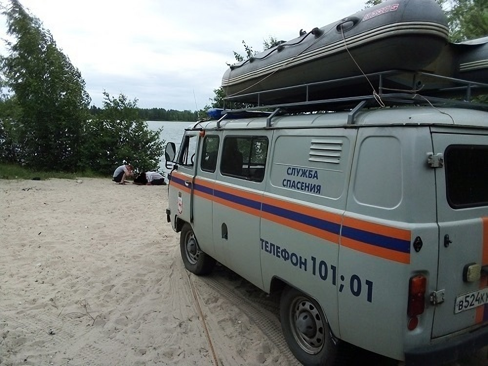 Девочка утонула на Оке в Вачском районе