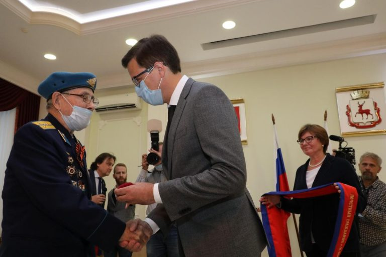 поздравление губернатора нижегородской области с новым годом