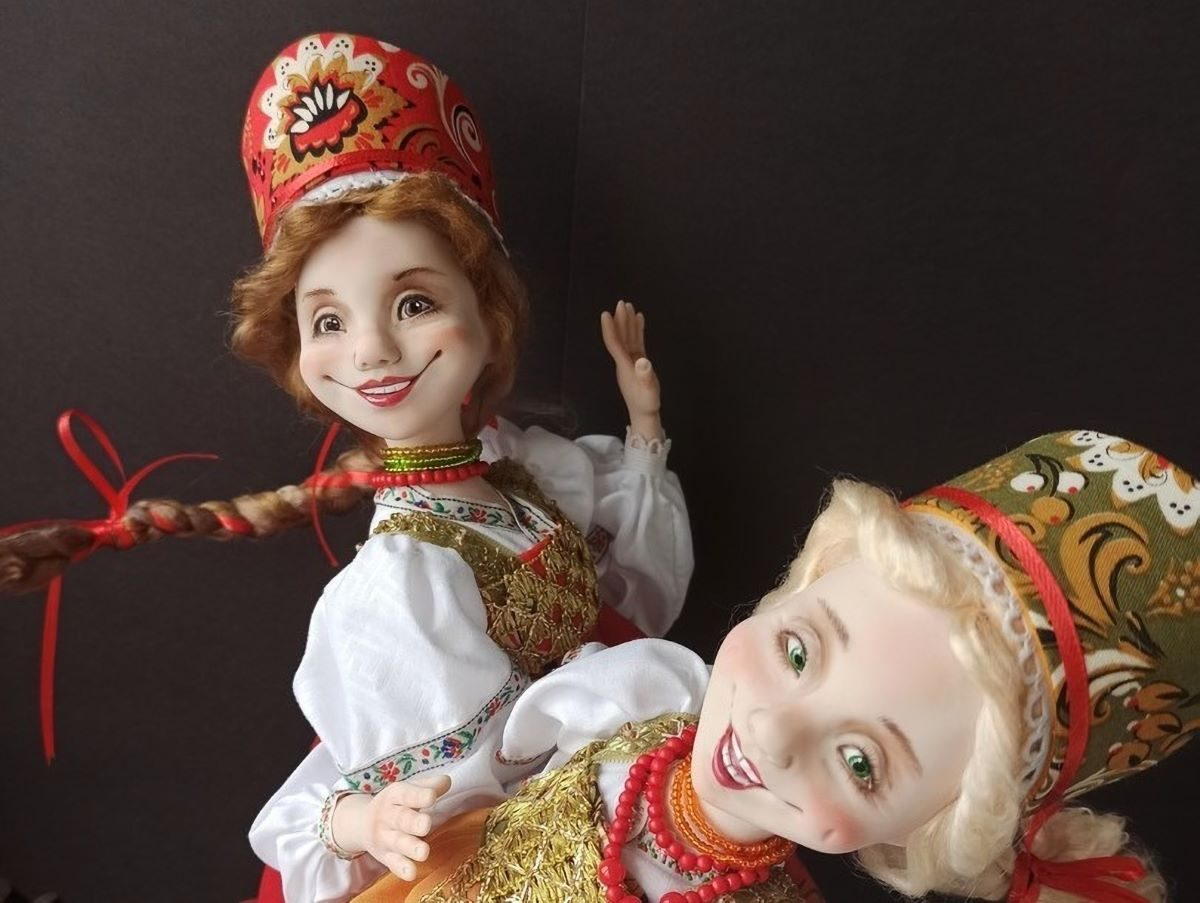 Работы лучших мастеров – кукольников страны покажут на выставке «Парад кукол» в Нижнем Новгороде