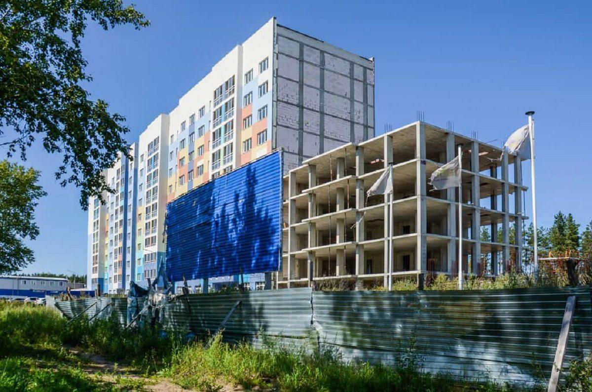 Два проблемных жилых комплекса достроят вДзержинске иКстове