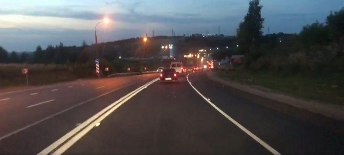 Восточный подъезд кНижнему Новгороду отремонтировали врамках нацпроекта «Безопасные икачественные автомобильные дороги»
