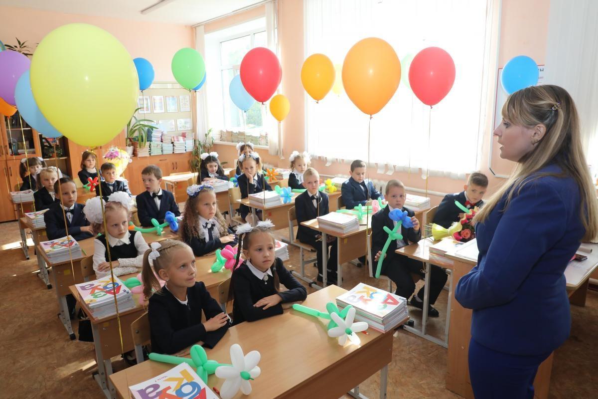 Нижегородские первоклассники в День знаний получили страховые полисы