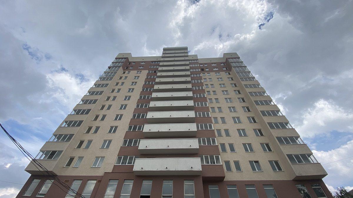 Проблемный дом наулице Мельникова вНижнем Новгороде ввели вэксплуатацию