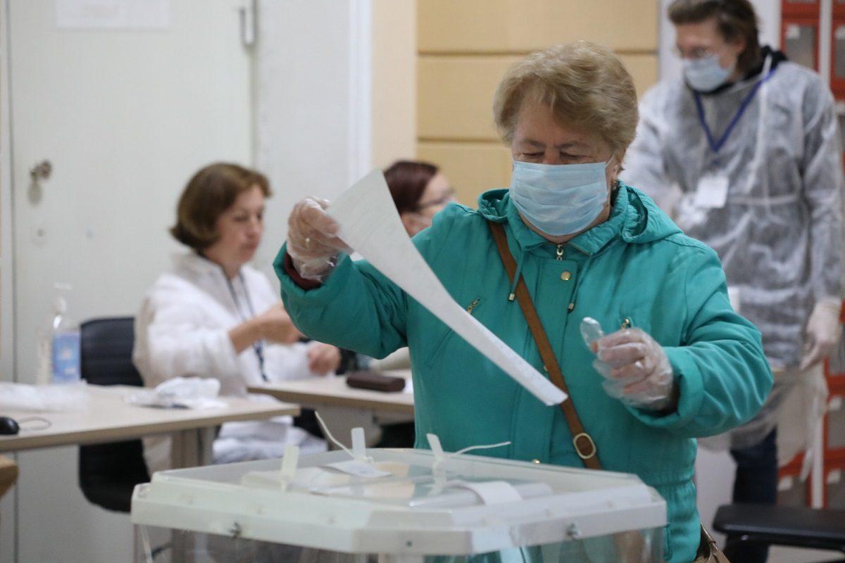 Маргарита Красилевская: «Выборы в Нижегородской области прошли в спокойном режиме»