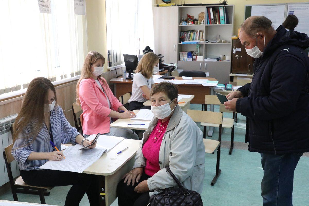 Ситуационный центр: Избирательные права граждан в Нижегородской области не нарушались