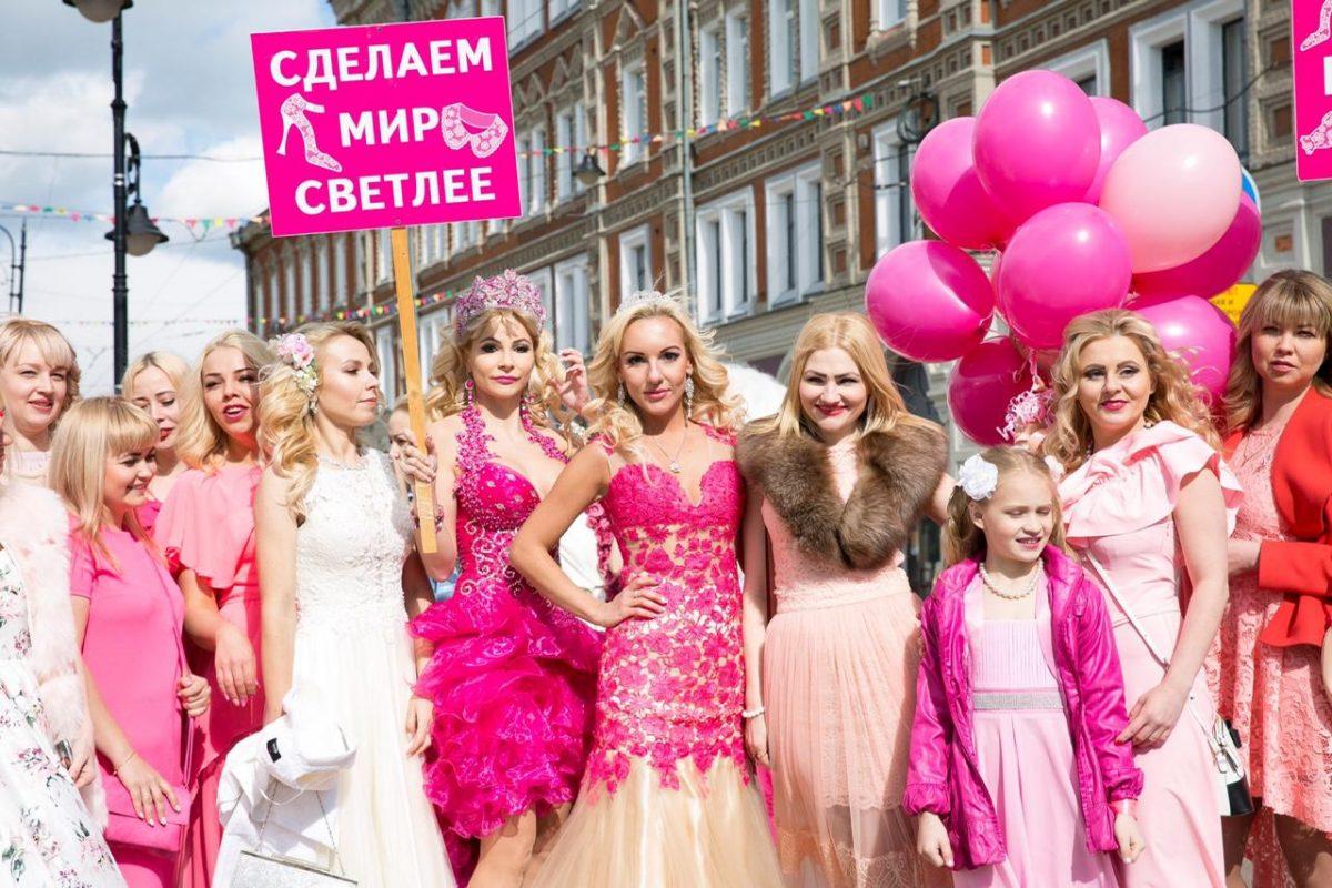 Нижегородские блондинки очистят реку Борзовка от мусора в Ленинском районе