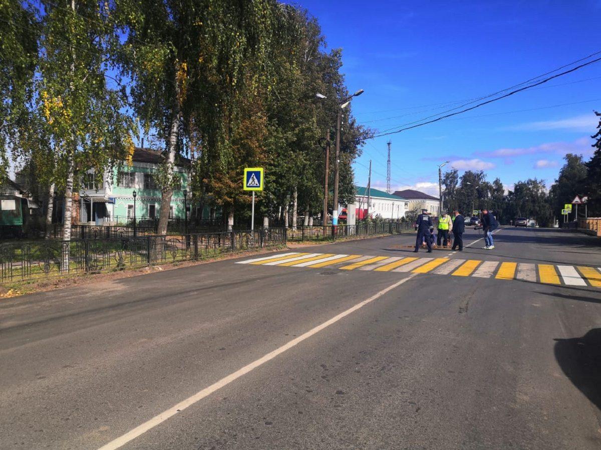 Подъезд кселу Спасское отремонтировали врамках нацпроекта «Безопасные икачественные автомобильные дороги»