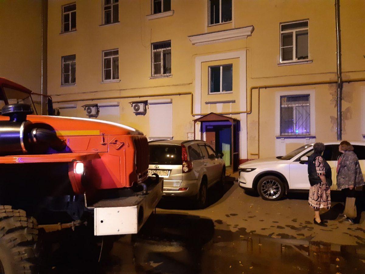 Брат и сестра погибли на пожаре в Нижнем Новгороде