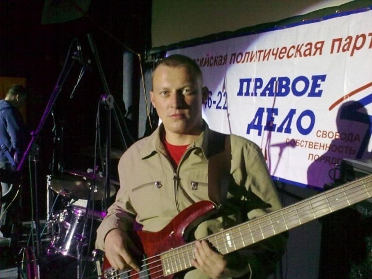 Алексей Лебедев гитара