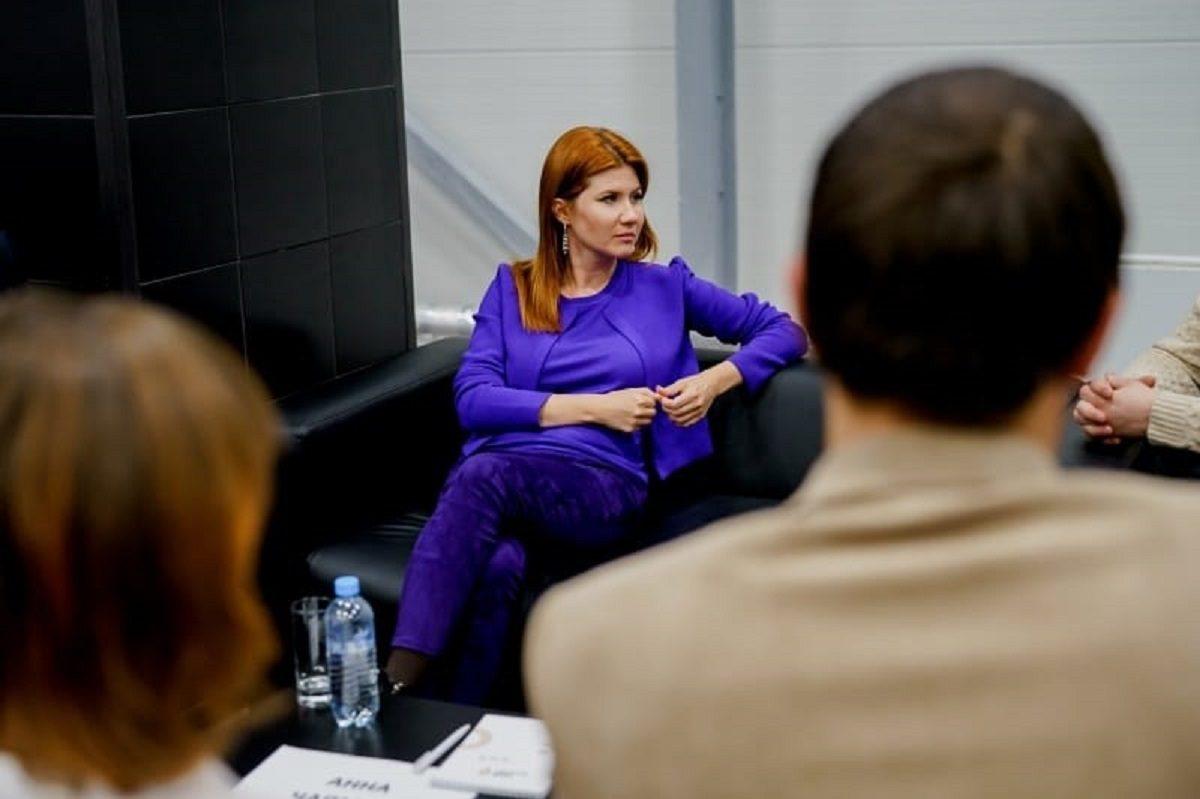 Анна Чапман проведёт в Нижнем Новгороде бизнес-вебинар «Как привлечь инвестиции в стартап»