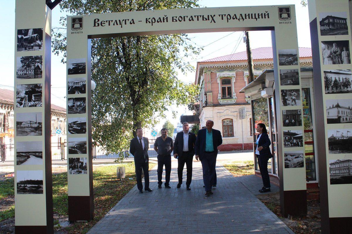Артем Кавинов: «В рамках проектов по благоустройству в районах появляются безопасные зоны отдыха»