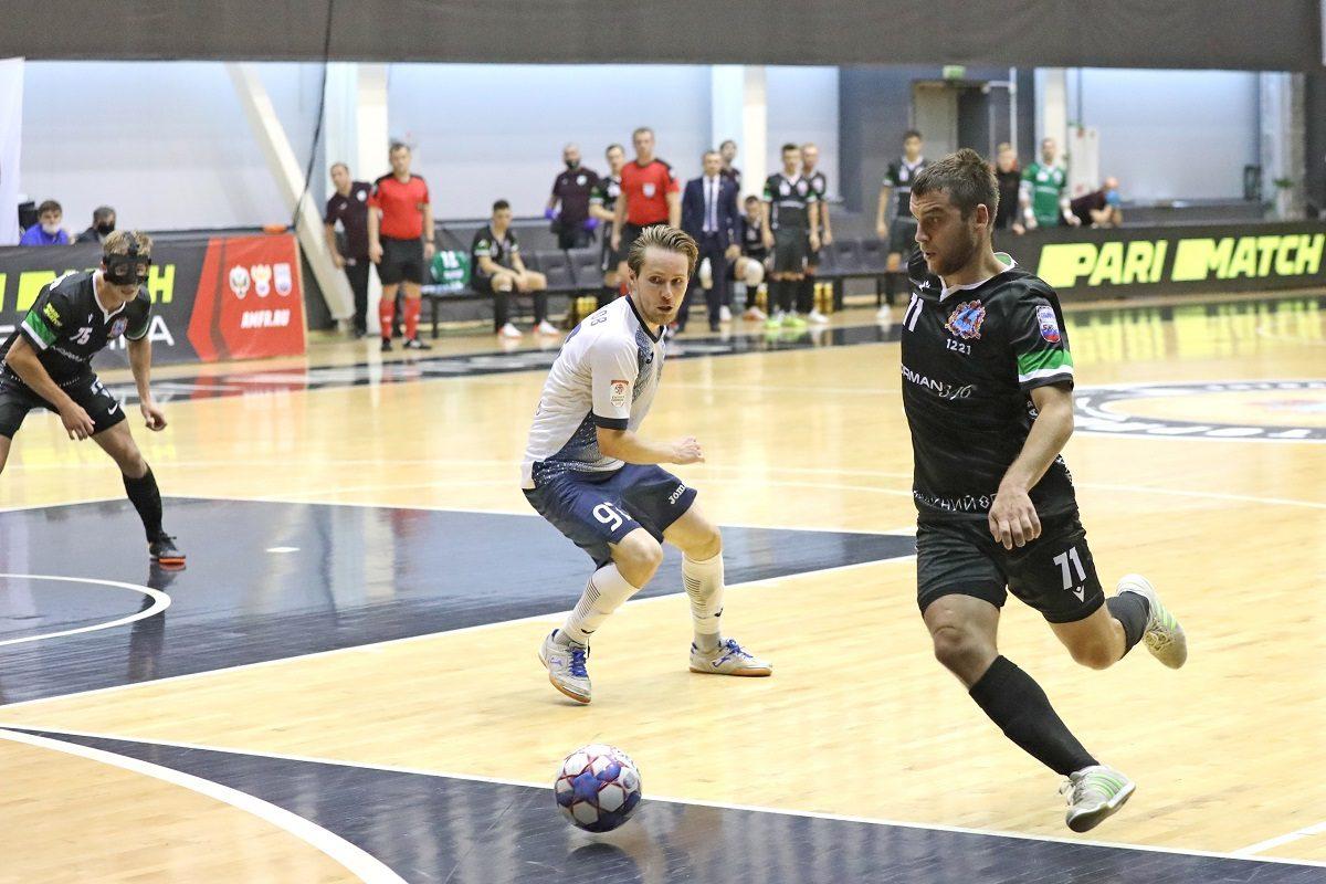 МФК «Торпедо» дважды проиграл на старте чемпионата