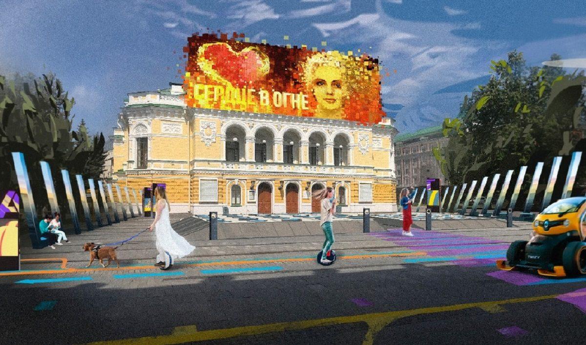 Нижегородский театр драмы приглашает на съёмки фильма